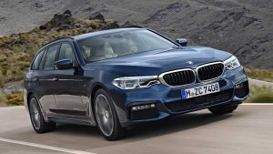 BMW 5-Series Touring 2019