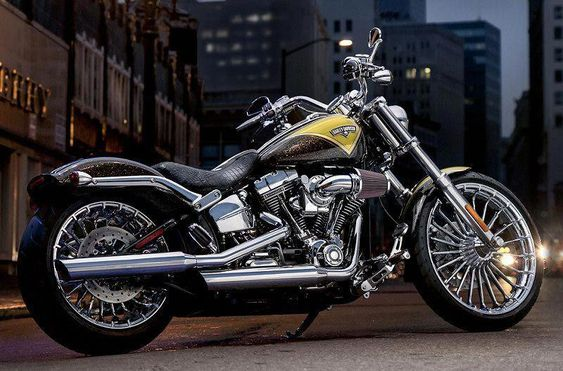 Фото Softail Deluxe