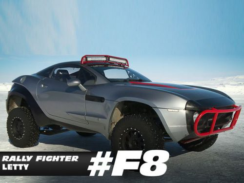 rally fighter форсаж 8