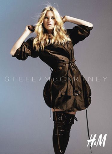 Stella McCartney and H&M