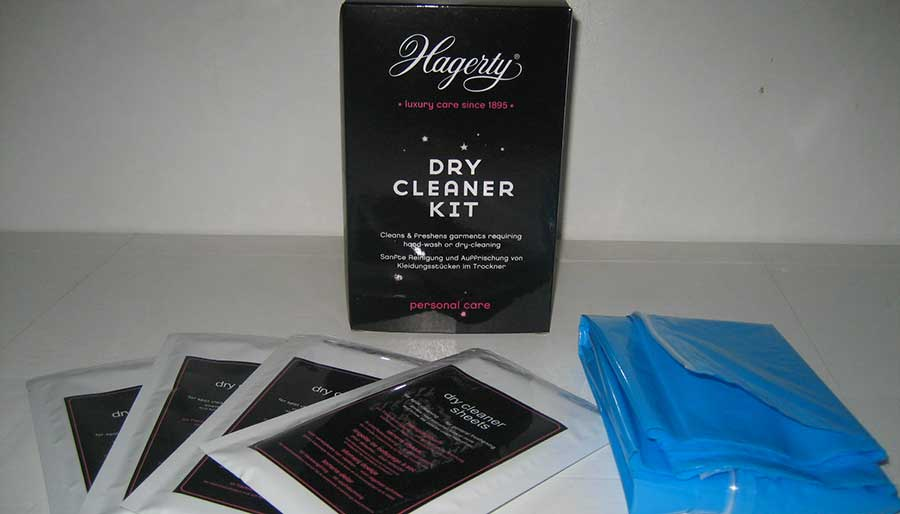 Hagerty Dry Cleaner Kit